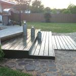 Diy Wooden Pallet Deck Under Home Design House Plans 120420