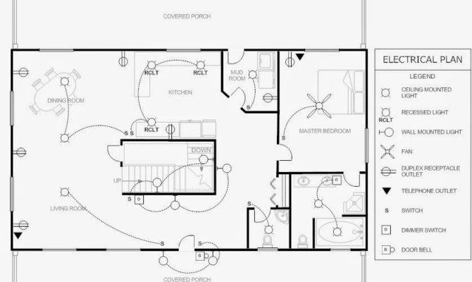 16 Electrical Plan For House For A Stunning Inspiration