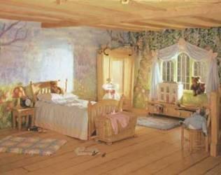 Fairy Tale Cottage Interiors Bedrooms Wonderful House Plans #27055