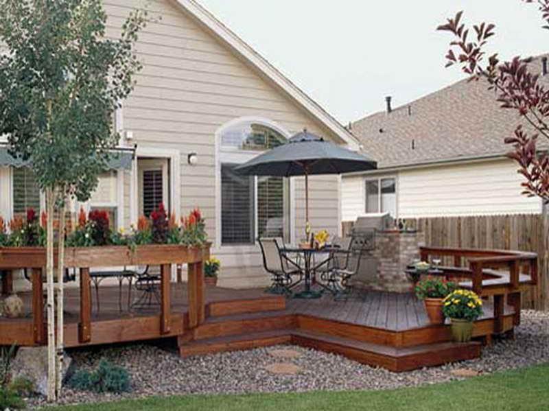 house deck plans patio designs