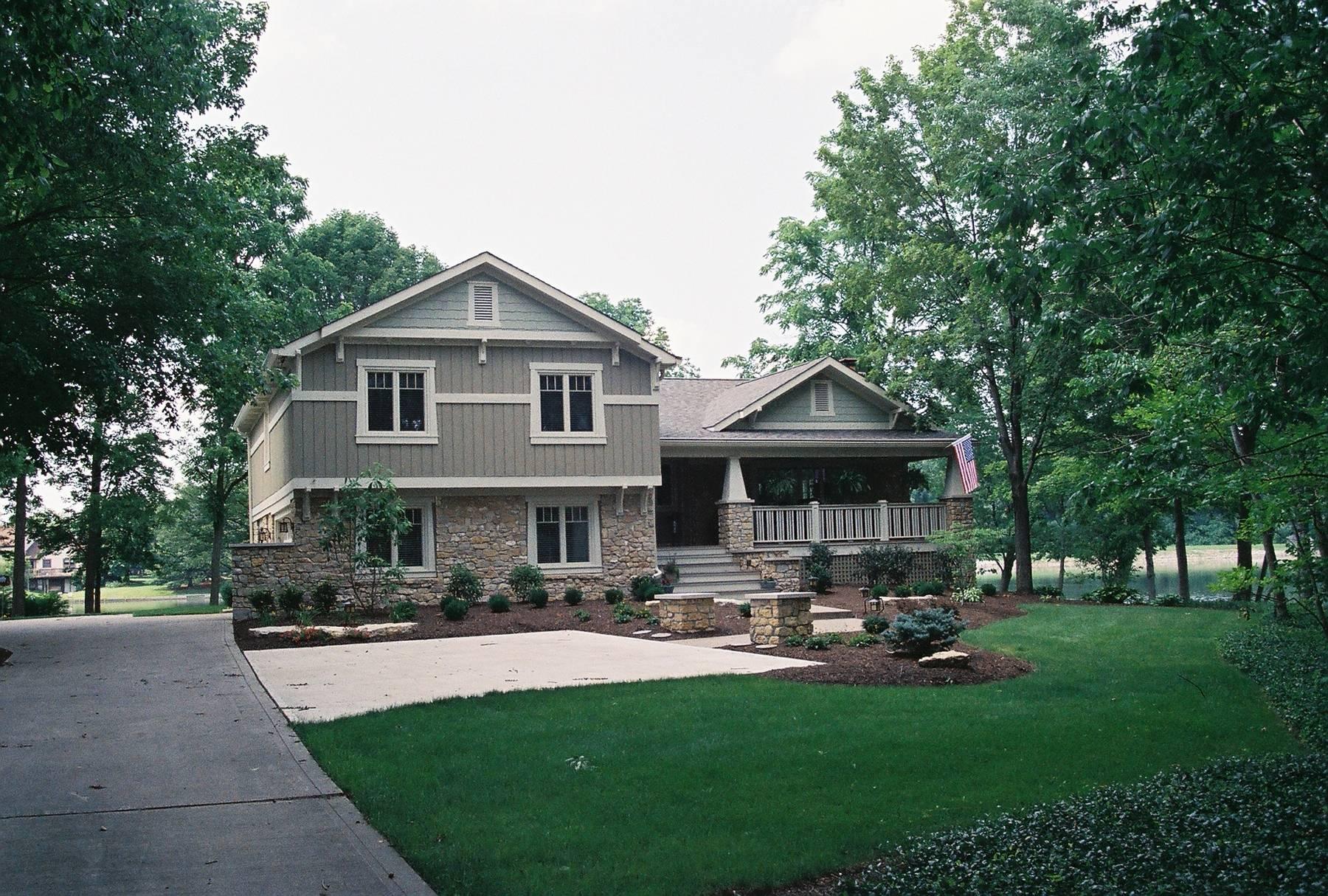 Home Additions Remodeling Split Level Addition Remodel   House Plans   58412