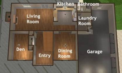Home Ideas Sims Designs House Plans #2660