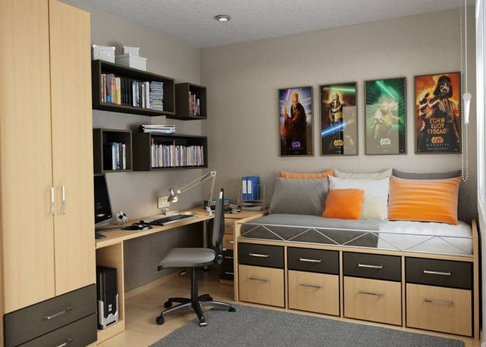 Home Office Design Ideas Small Spaces House Plans 34805