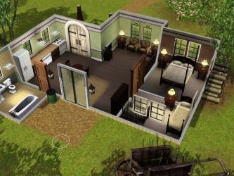 Homes Sims Sim Realty House Plans #2664