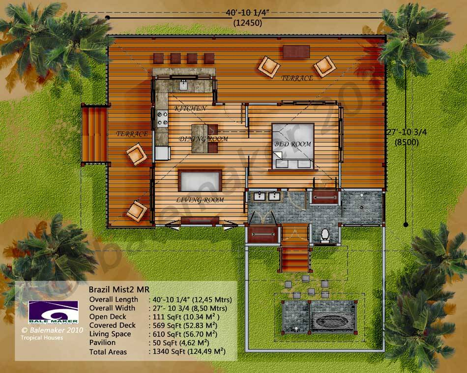 Caribbean Tropical House Plans Tropical Home Plans Ideas Picture