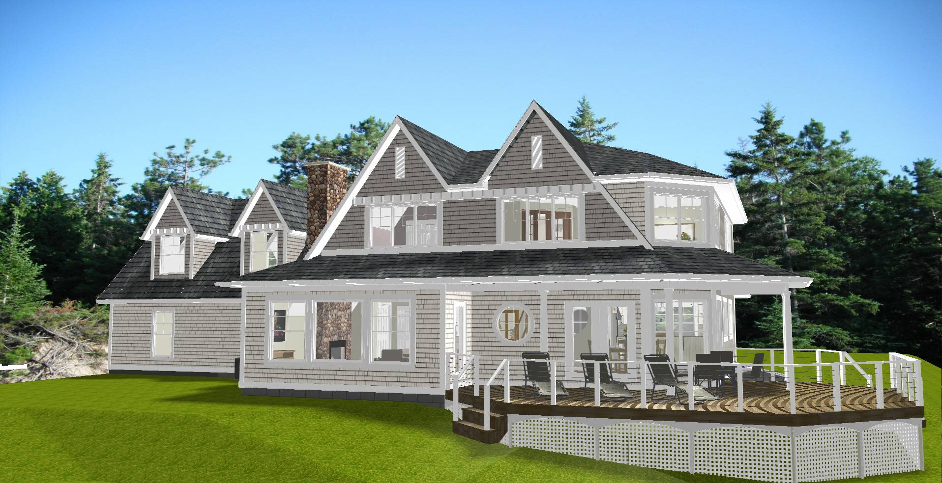 New England Style House Plans – House And Home Design