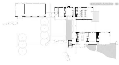 floor plan medieval shaped versions modern reinholdt architect eric plans enlarge fascination
