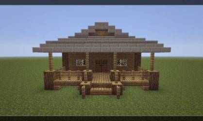Make Small Minecraft House Youtube House Plans #53095