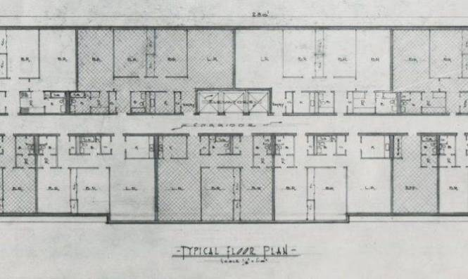 21 Simple Apartment Building Floor Plan