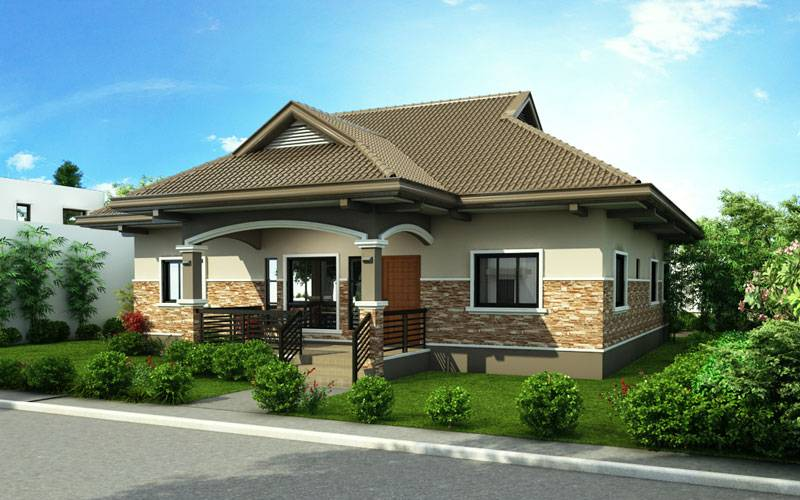 One Storey House Plans In The Philippines Storey Home Plans Ideas