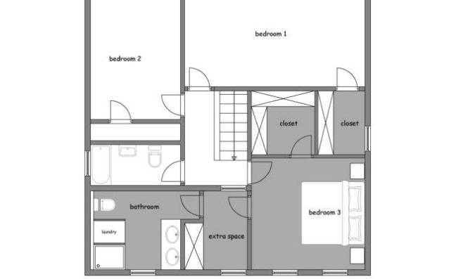 Showing Master Bedroom Addition Floor Plans