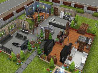 Sims Freeplay Designer Home Youtube House Plans #15699