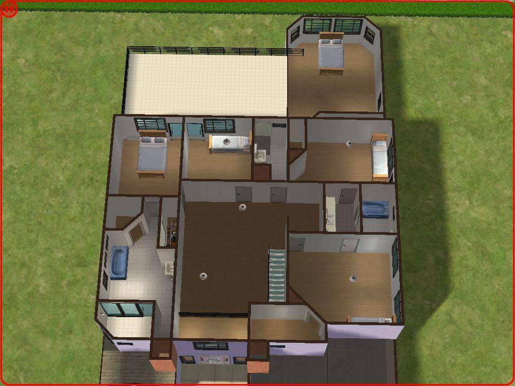 The Sims 2 House Building Ideas House Ideas