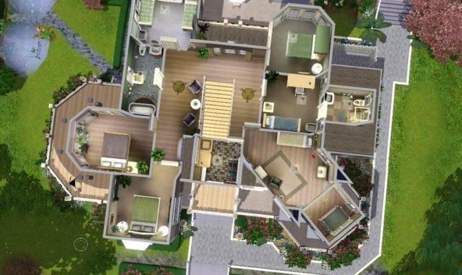 House Building Ideas Sims 3 House Ideas