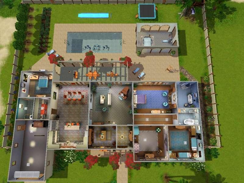 The Sims 3 House Design Ideas Congresos Pontevedra Com