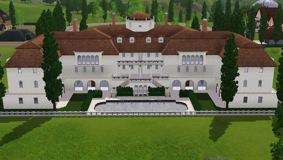 Food Ideas For Graduation Open House. Sims 3 Houses Ideas
