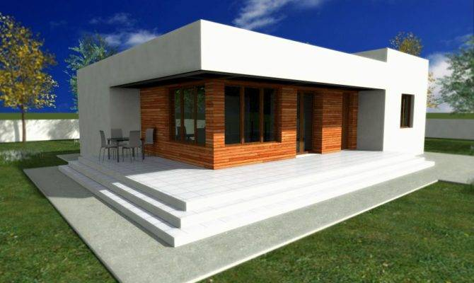 Single Story Modern House Design Plans Story Home Plans Ideas Picture
