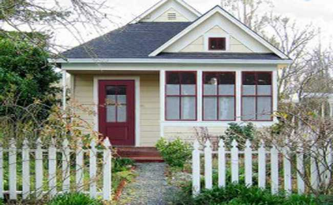 Small House Style Tiny Houses House Plans 7846