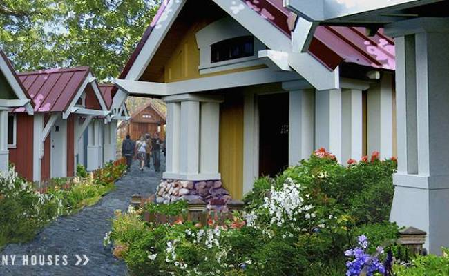 Small Living Advocate Jay Shafer Plans Tiny House Village