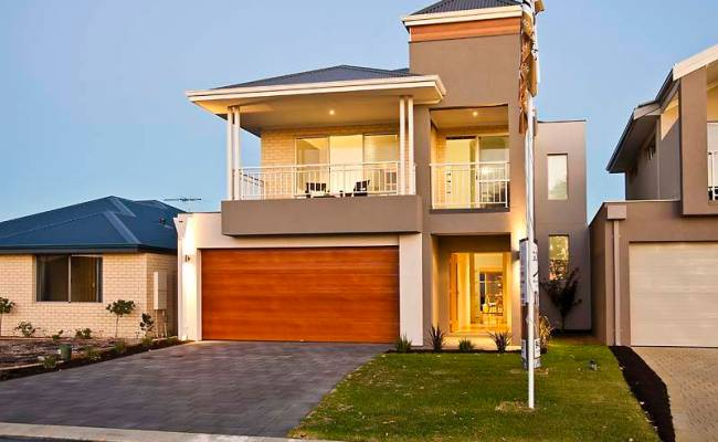 Small Narrow Lot Homes Brisbane Home Builders House