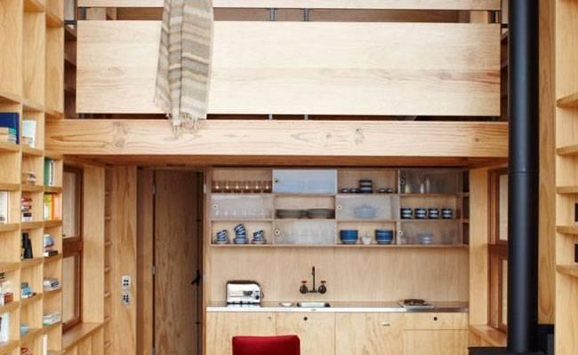Twelve Damn Fabulous Tiny House Cabin Small House Plans