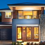 Two Story House Designs Example Small House Plans 32420