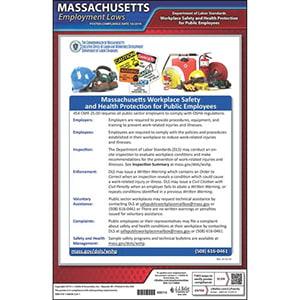 2021 massachusetts federal labor law
