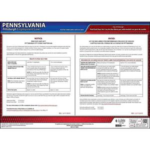 2021 pennsylvania federal labor law
