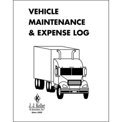 Vehicle Maintenance and Expense Log