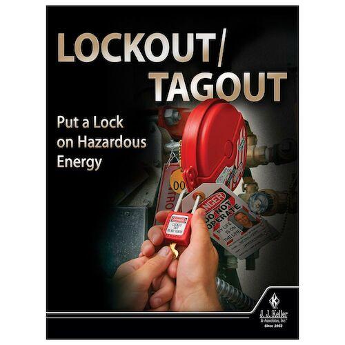 lockout tagout put a lock on hazardous energy streaming video training program