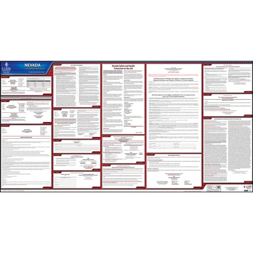 2021 nevada federal labor law posters