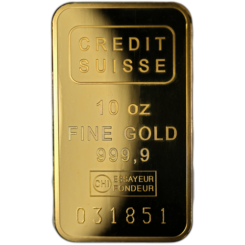 10 oz credit suisse