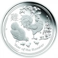 Buy 2017 Proof Australian Rooster Silver 3-Coin Sets