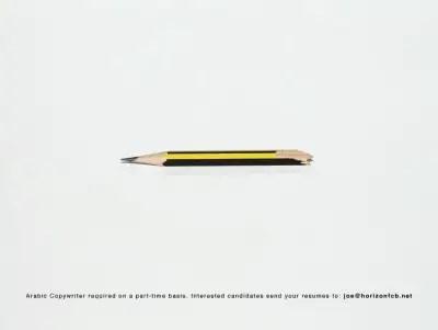 arabic copywriter creative job ad