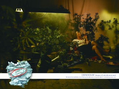 hobbies gardening creative job ad
