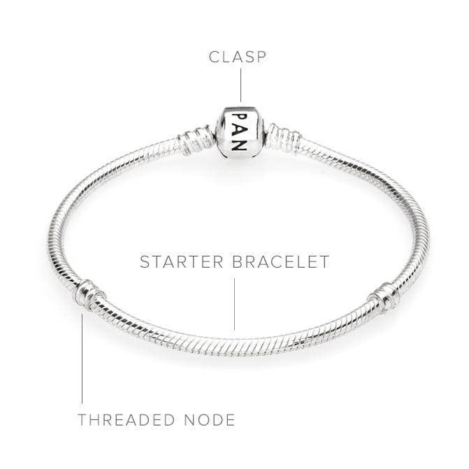 Pandora Type Bracelet