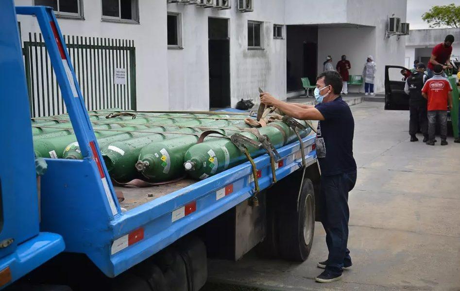 Resultado de imagem para Amazonas já tem 26 usinas geradoras de oxigênio instaladas