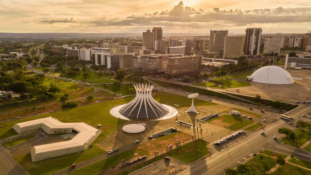 Brasília 61 anos: Uma verdadeira mostra de arquitetura e design a céu aberto - Jornal de Brasília