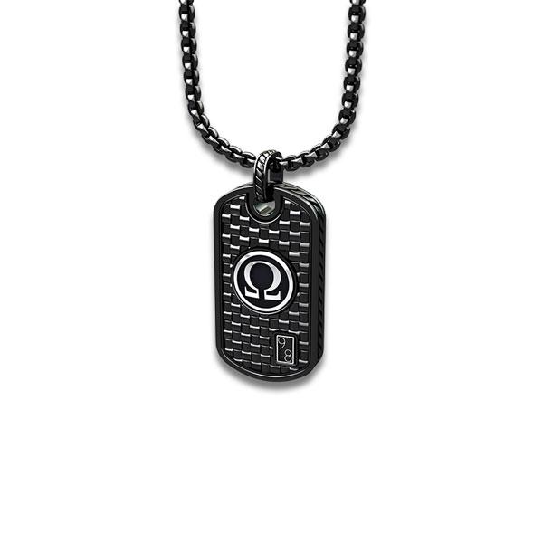 Omega Psi Phi Shield Black And White