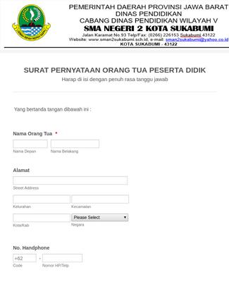 Logo Kota Sukabumi Png : sukabumi, Template, JotForm