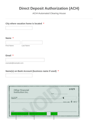 Banking Forms Form Templates Jotform