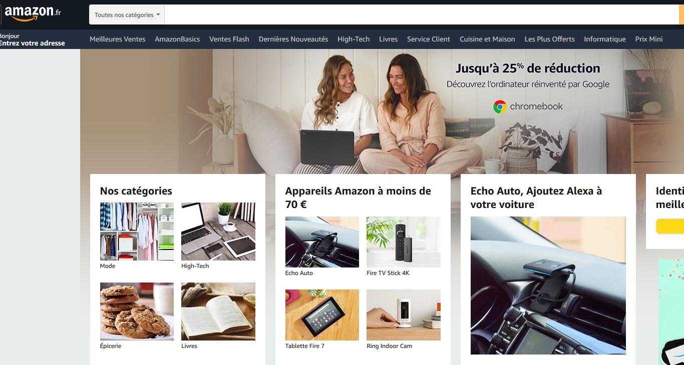 Amazon.fr亞馬遜法國網站海淘直郵攻略 - IT界小白的's Blog