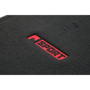 black/red honda civic floor mats