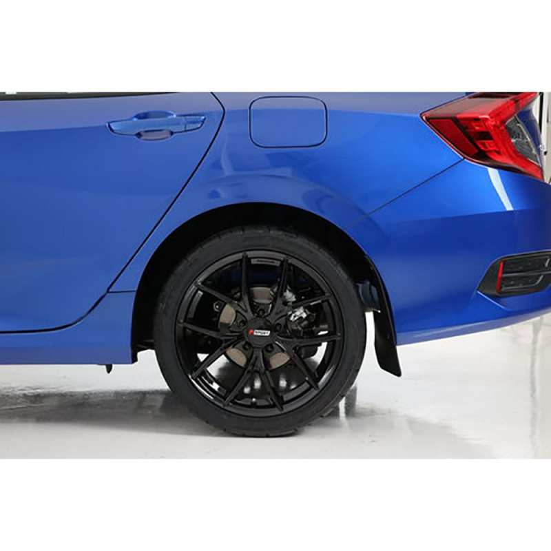 Honda civic mud flaps