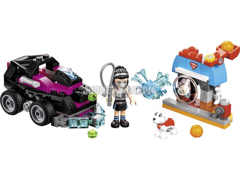 Lego DC Superhero Girls Tanque de Lashina