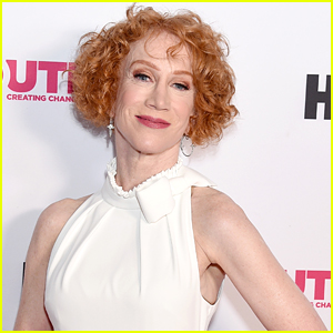 Kathy Griffin Speaks Out For The First Time Since Lung Surgery