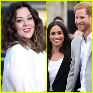Melissa McCarthy Reveals the Conversation She Had with Prince Harry at Meghan Markle's Video Shoot!