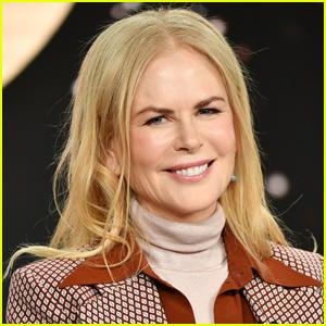 Nicole Kidman Jokes She Was 'Bats--t Crazy' While Filming 'Nine Perfect Strangers'