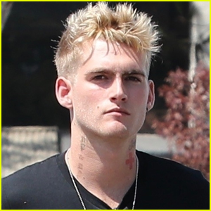 Presley Gerber Appears to Be Removing His 'Misunderstood' Face Tattoo