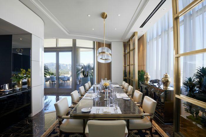 Top Luxury Hotel Suites in Los Angeles